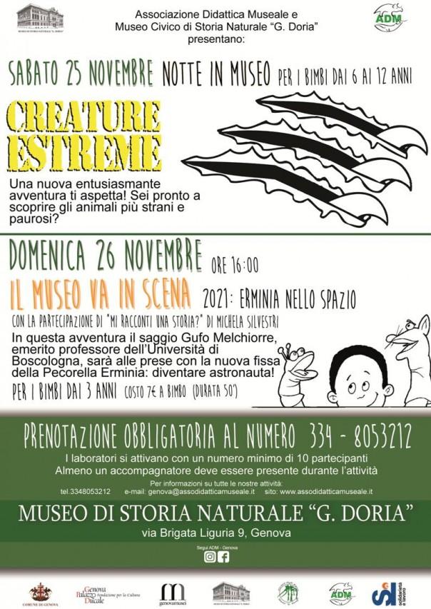 Weekend al Museo!!