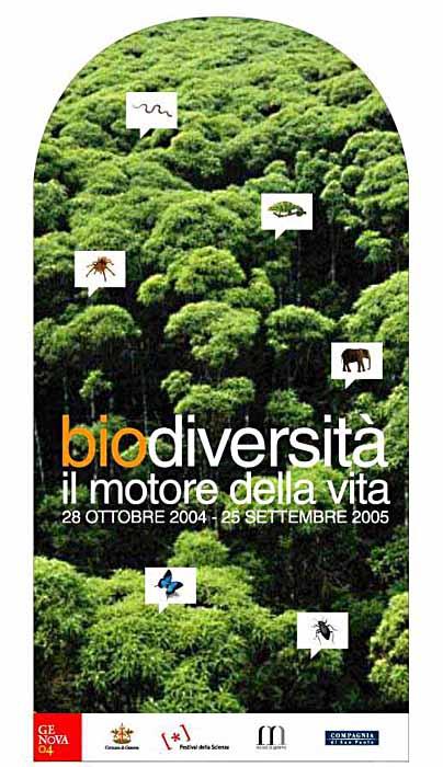 Biodiversità. Il motore della vita