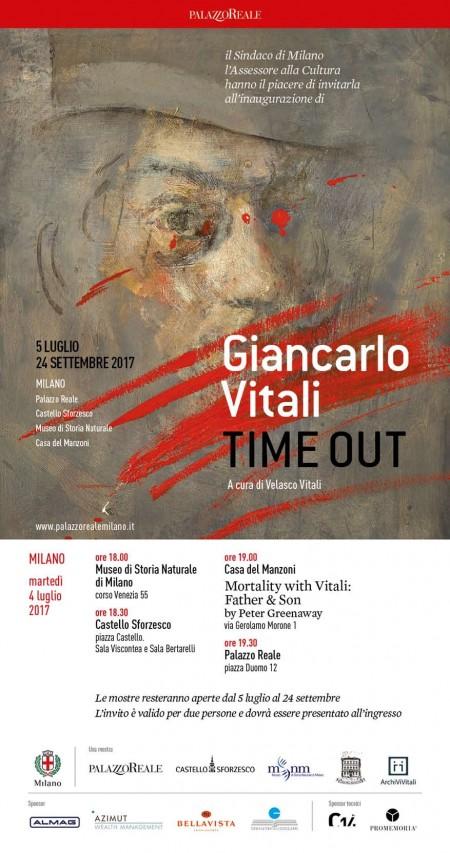 Giancarlo Vitali - TIME OUT