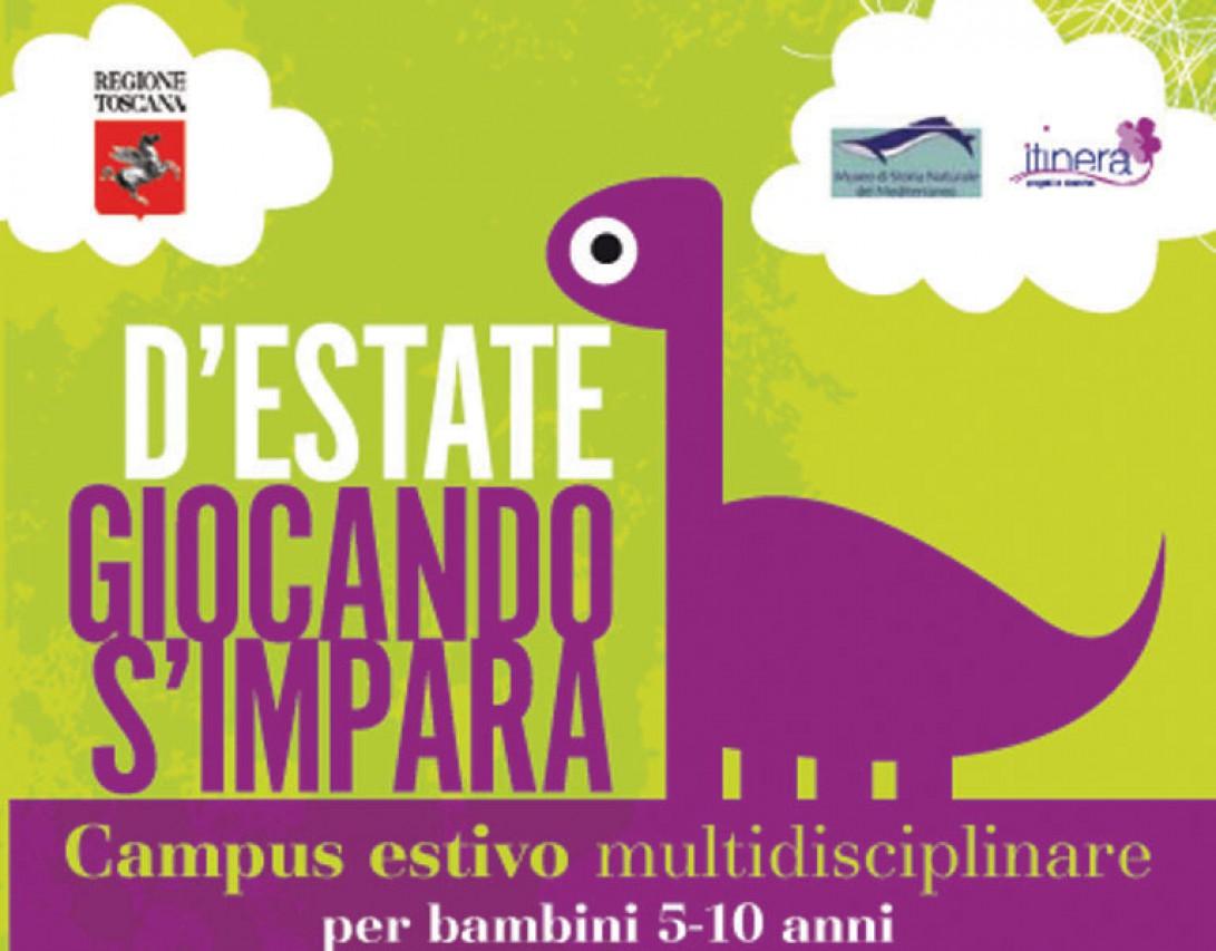 Campus D'ESTATE GIOCANDO S'IMPARA