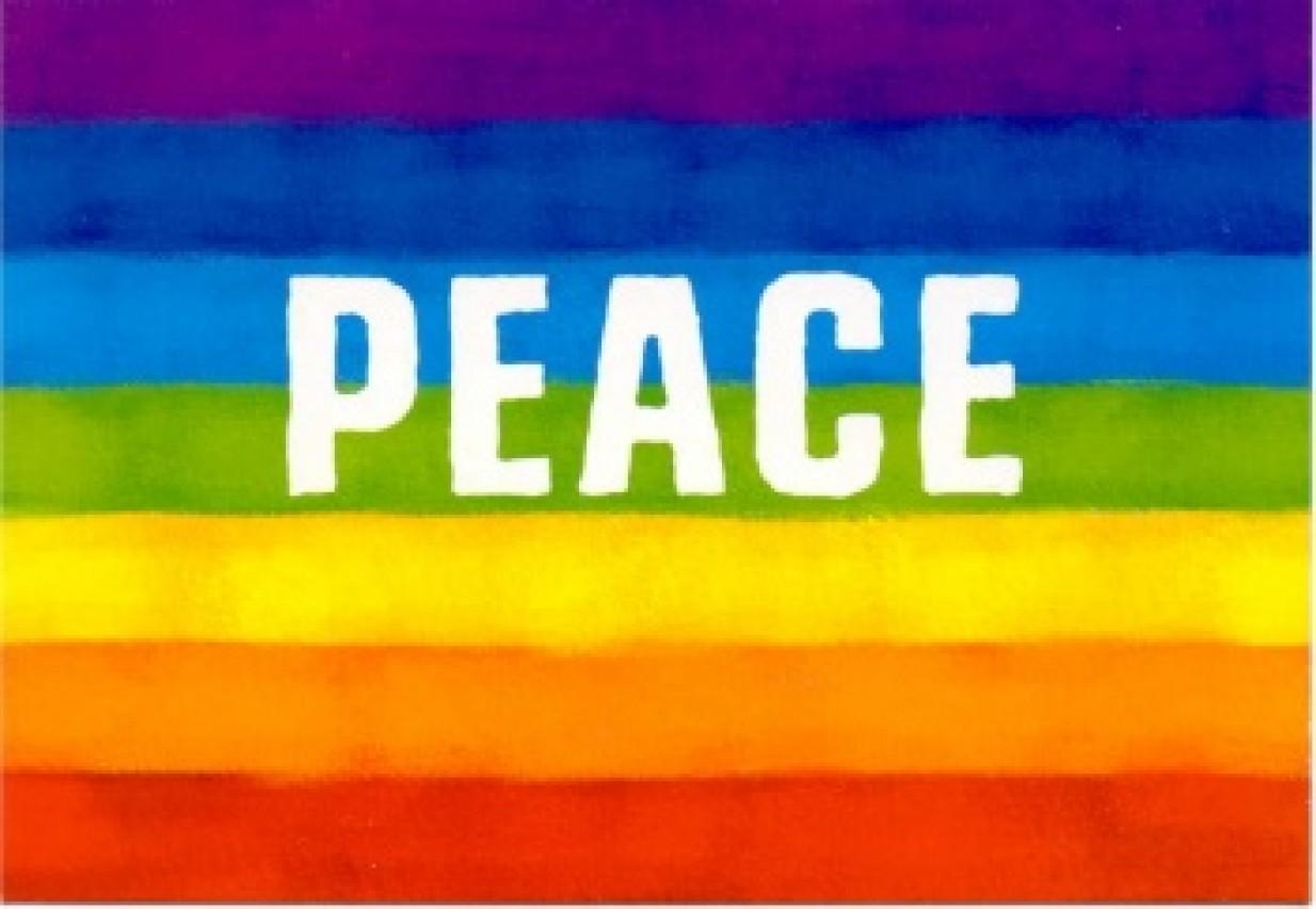PEACE: le molte lingue della PACE