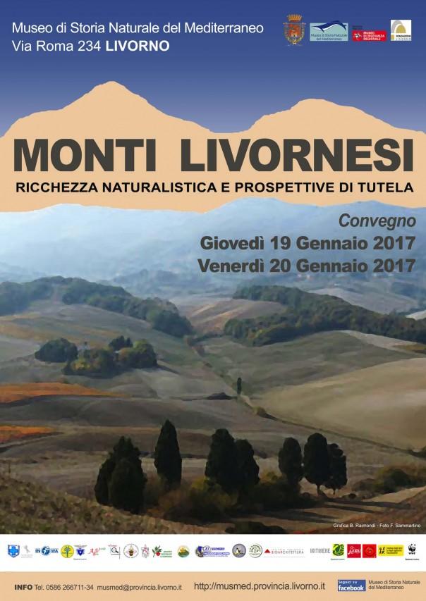 Monti Livornesi: ricchezza naturalistica e prospettive di tutela
