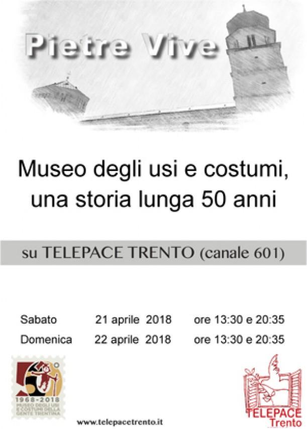 eTNo - Festival dell'etnografia del Trentino su Telepace Trento