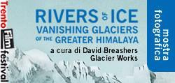 RIVERS OF ICE. Mostra fotografica di David Breashears