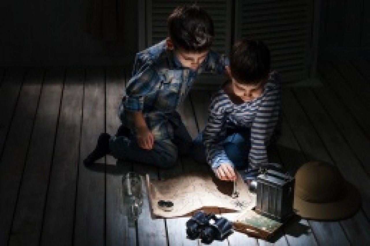 CACCIA AL TESORO ARCHEOLOGICA TRA PEZZI DI STORIE