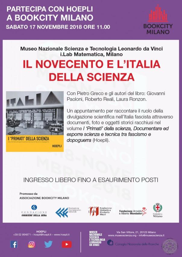 Bookcity Milano 2018 - I