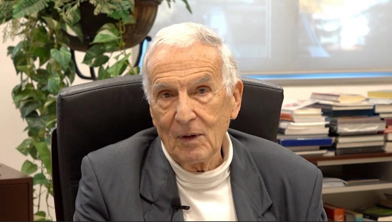 Silvio Garattini all'Accademia dei Fisiocritici