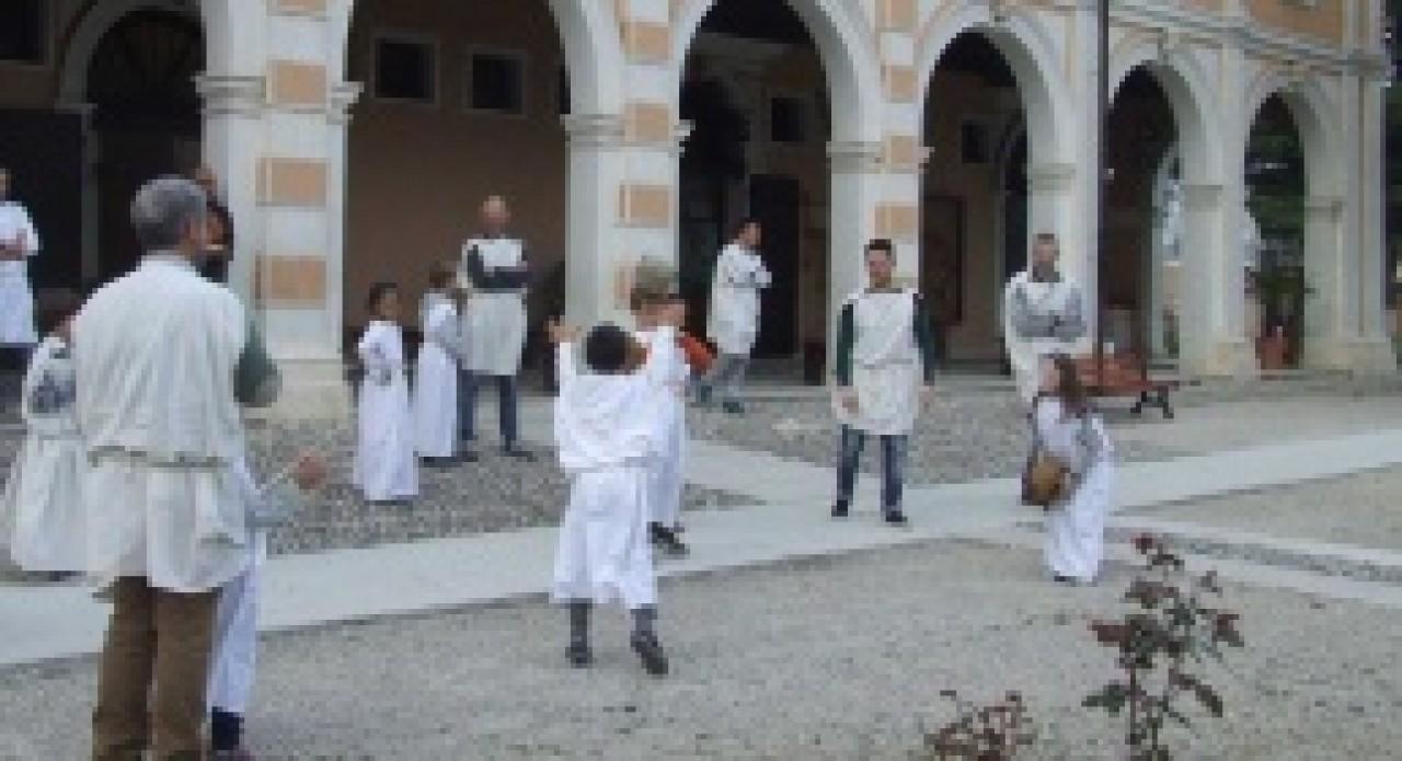 IL MUSEO IN GIARDINO: SCATENATEVI CON GLI SPORT DEGLI ANTICHI ROMANI!