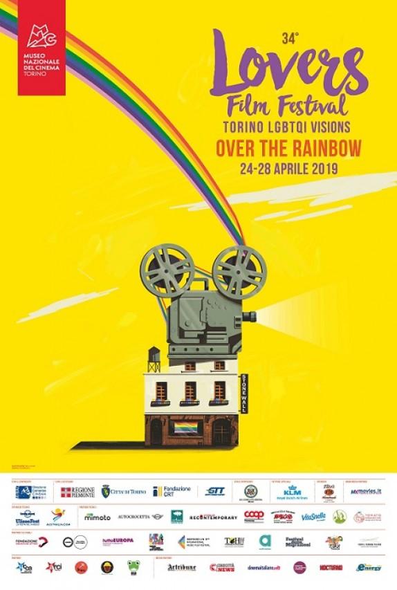 34° LOVERS FILM FESTIVAL Torino LGBTQI Visions