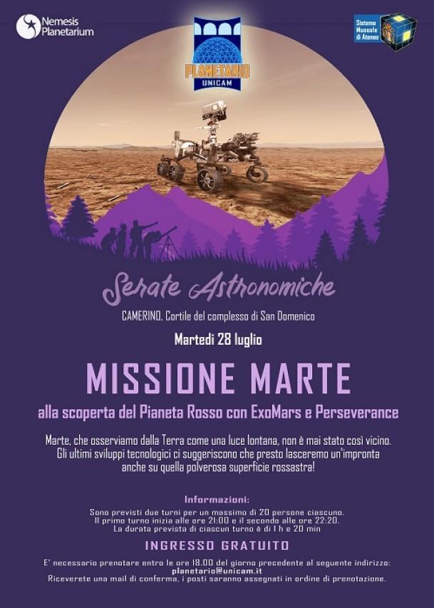 Missione Marte: alla scoperta del Pianeta Rosso con ExoMars e Perseverance