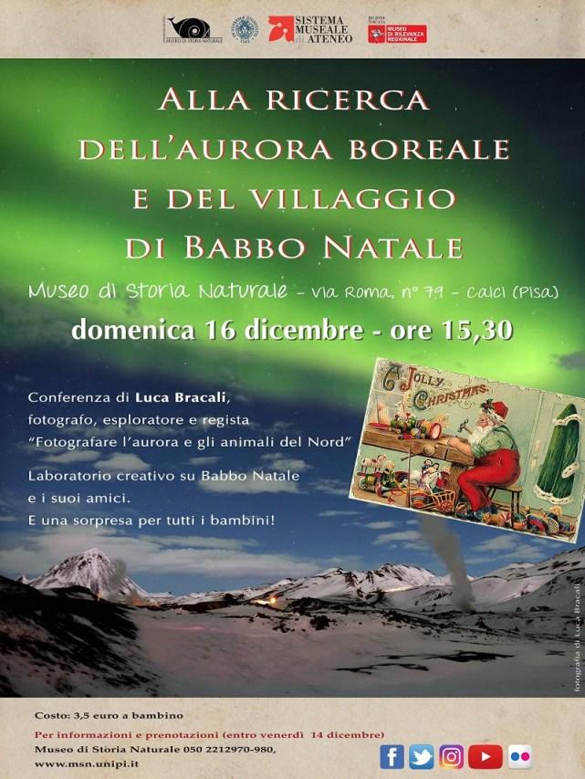 Alla ricerca dell'aurora boreale… e del villaggio di Babbo Natale