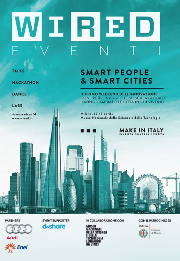 WIRED - Smart People & Smart Cities
