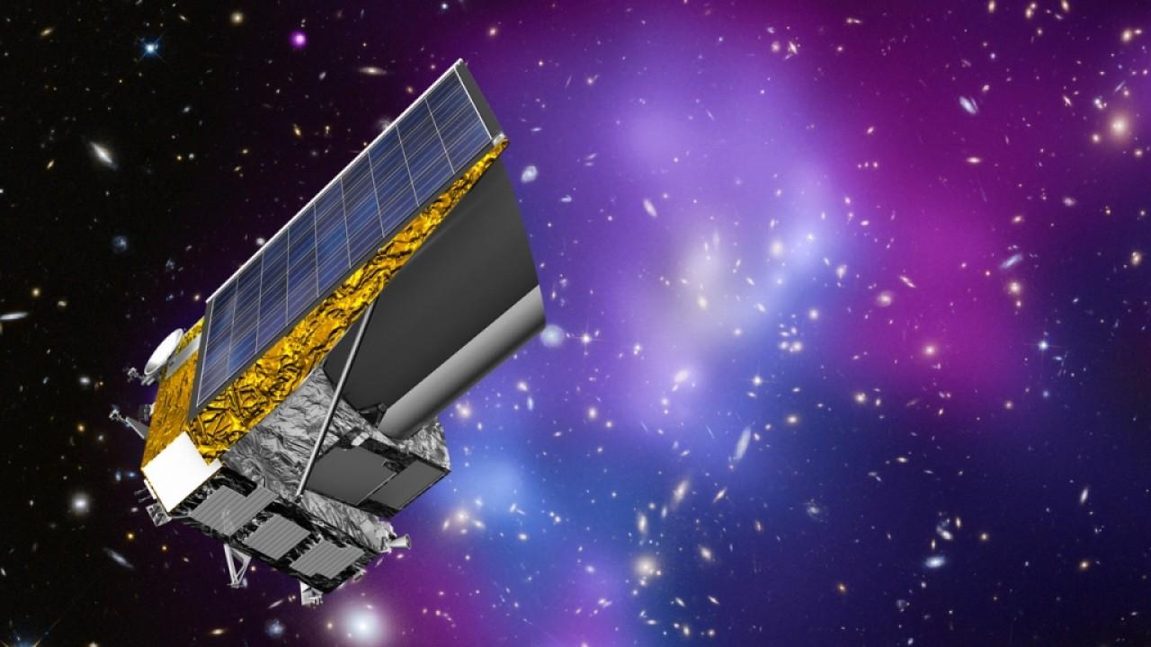 Euclid una missione per indagare l'Universo oscuro