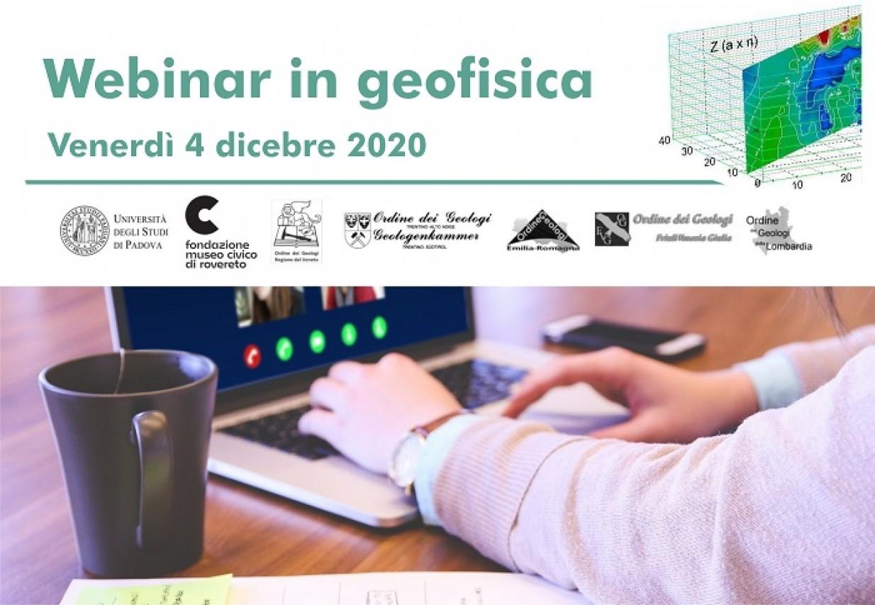 Webinar in Geofisica 2020