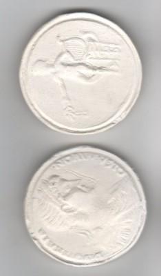 Esposizione di calchi di monete romane di epoca imperiale al Museo di Archeologia di Pavia