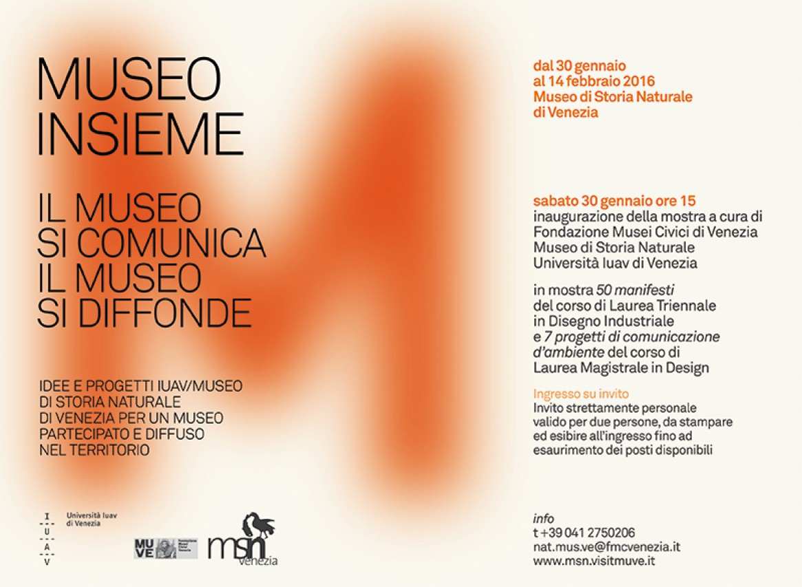 MUSEO INSIEME. il museo si diffonde, il museo si comunica