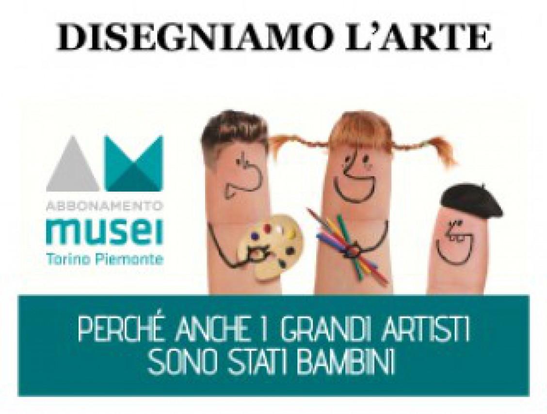 Disegniamo con i bambini al Museo