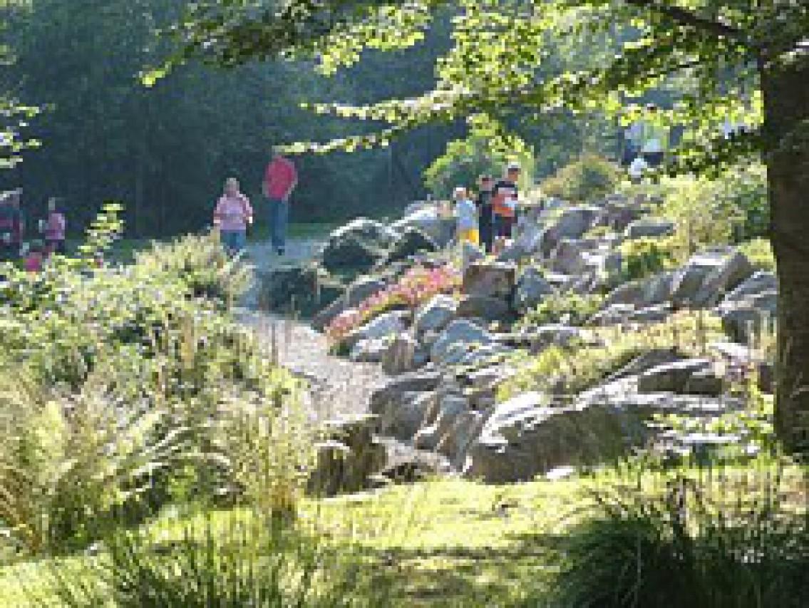 Stagione 2015 al Giardino Botanico di Oropa