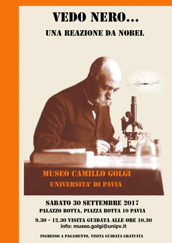 Notizia dal Museo di Golgi dell'Università di Pavia