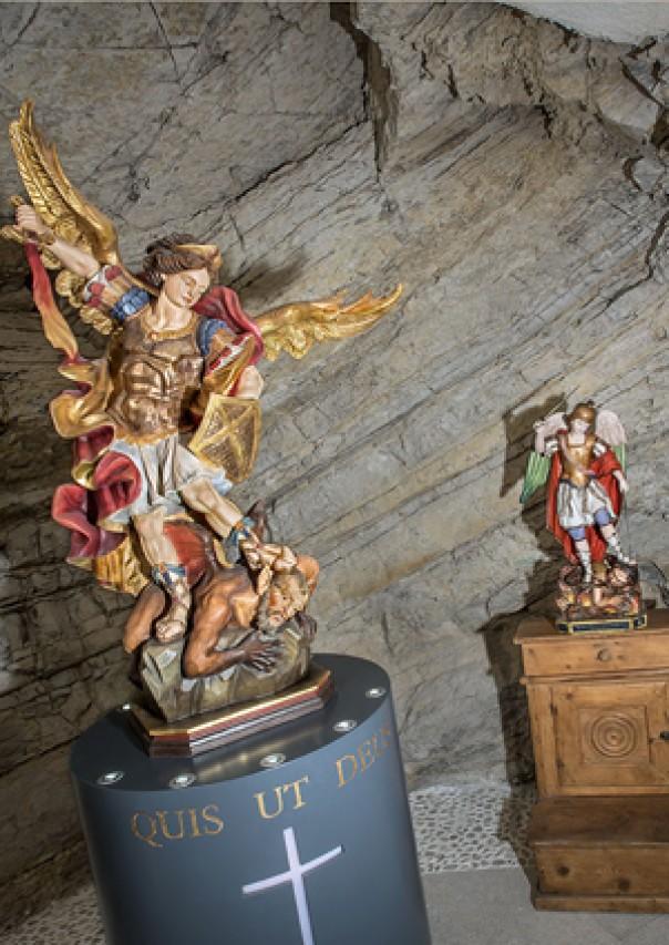 Il Museo è aperto anche a Pasqua e il lunedì dell'Angelo