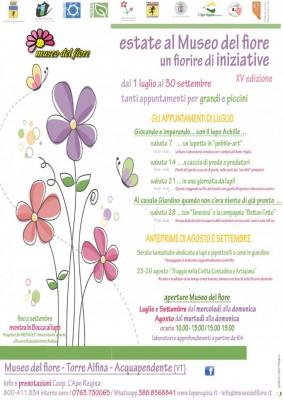 Un fiorire di iniziative - XV edizione
