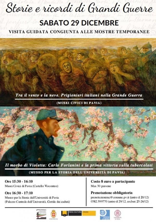 Storie e ricordi di Grandi Guerre