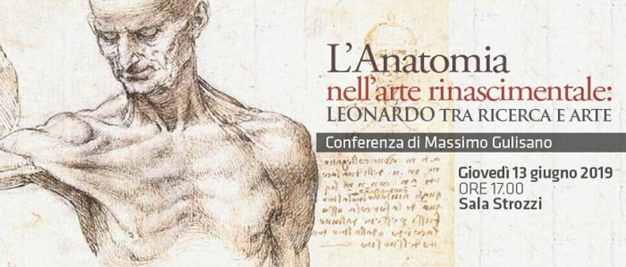 L'anatomia nell'arte rinascimentale:  Leonardo tra ricerca e arte
