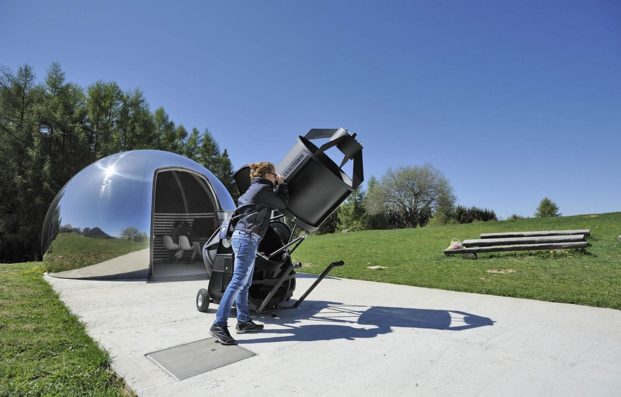 WORKSHOP ASTRONOMICO STAR TREKKING
