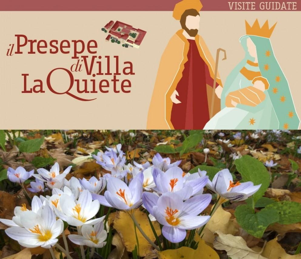 Il Presepe di Villa La Quiete e OrtOblate, laboratorio botanico natalizio