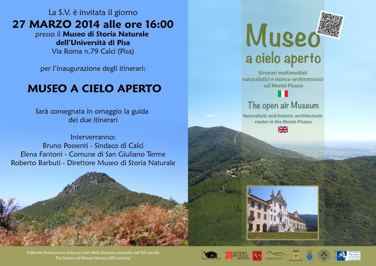 MUSEO A CIELO APERTO