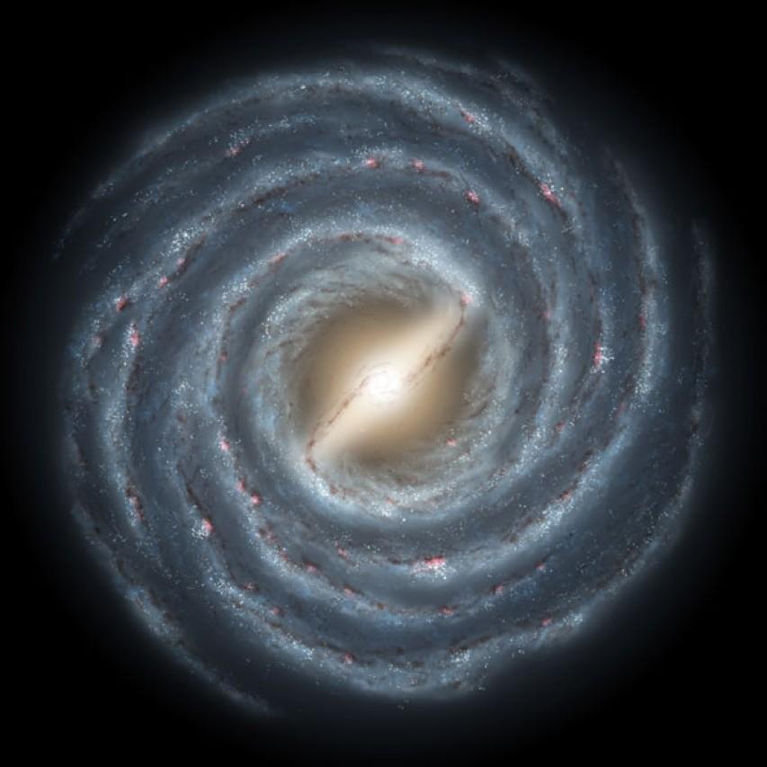 Tra le pieghe della Galassia - Astrotalk