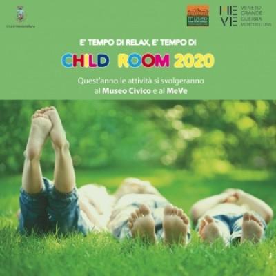 CHILD ROOM 2020: UN'ESTATE INSIEME TRA SCIENZA E STORIA
