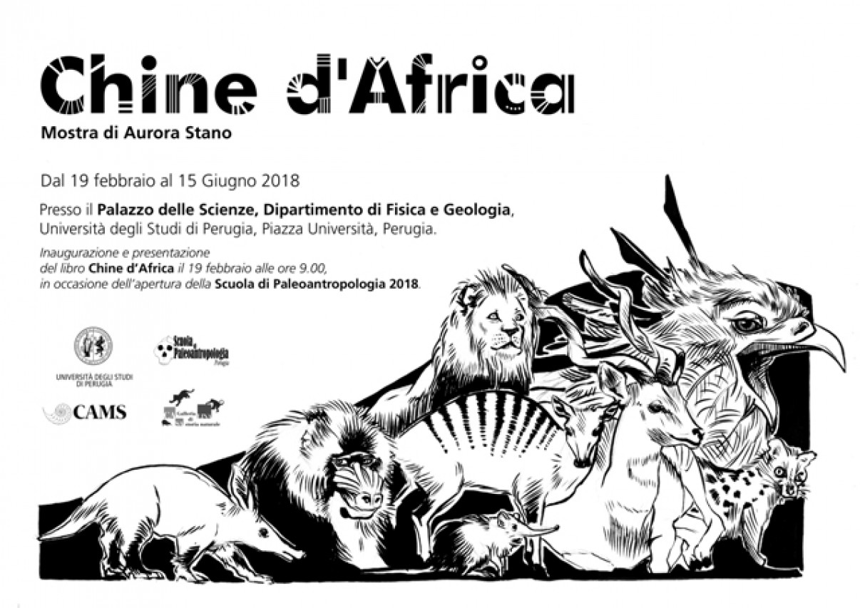 CHINE D'AFRICA