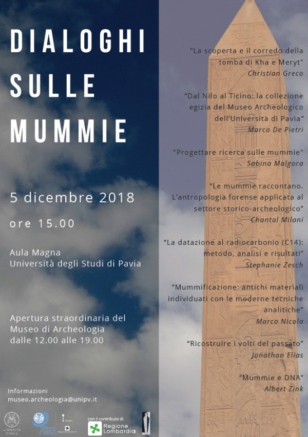 Dialoghi sulle mummie