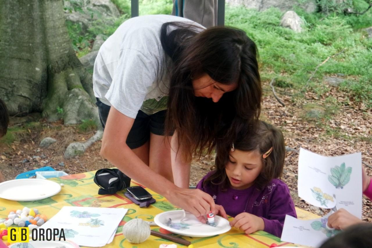 Tante iniziative per il fine settimana al Giardino Botanico di Oropa