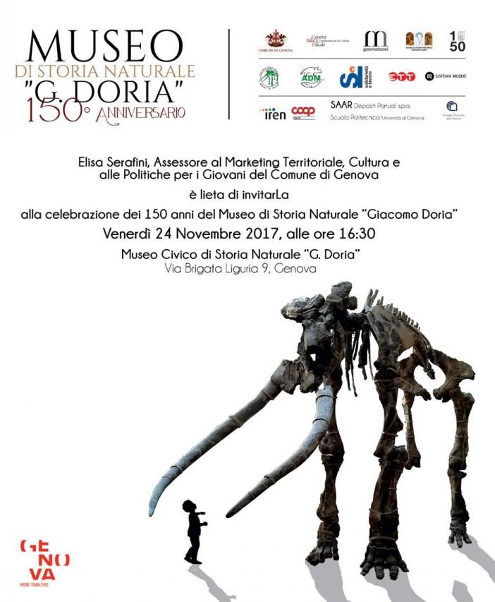 CELEBRAZIONE DEI 150 ANNI DEL MUSEO