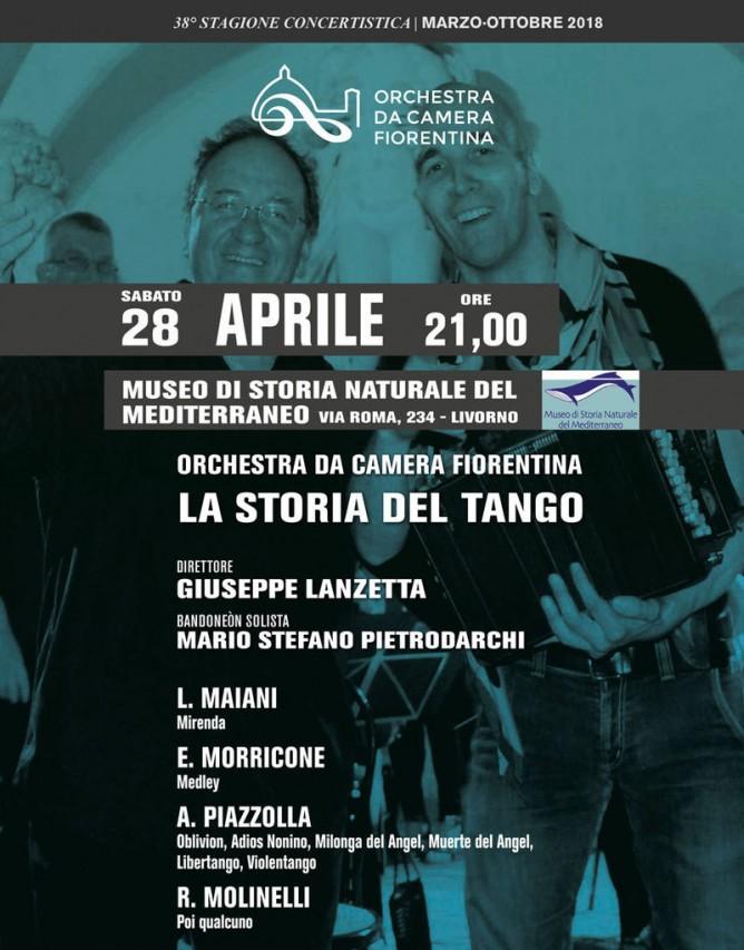 La storia del Tango - omaggio ad Astor Piazzolla