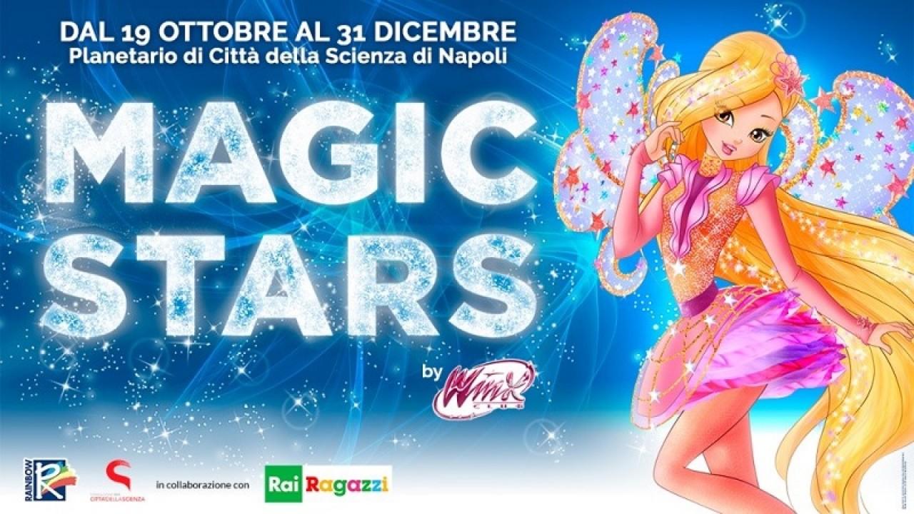 Winx Club Magic Stars: alla scoperta dell'universo con le Winx