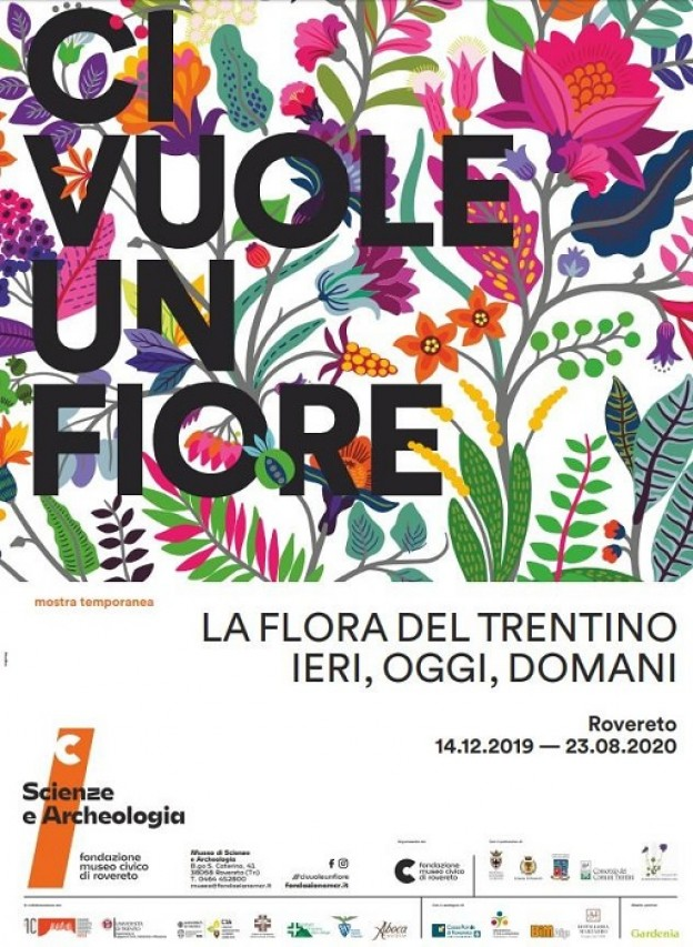 Mostra flora del Trentino