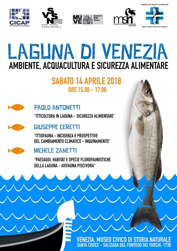 Laguna di Venezia: ambiente, acquacoltura e sicurezza alimentare
