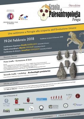 Scuola di Paleoantropologia 2018 - ISCRIZIONI APERTE!