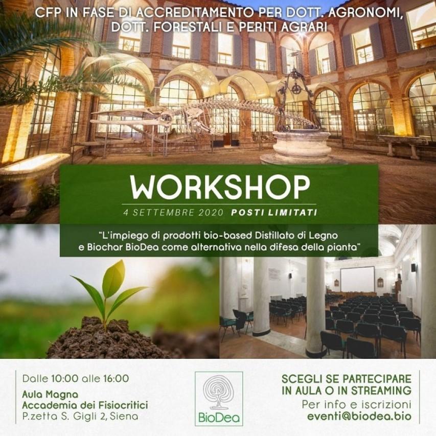 Workshop BioDea