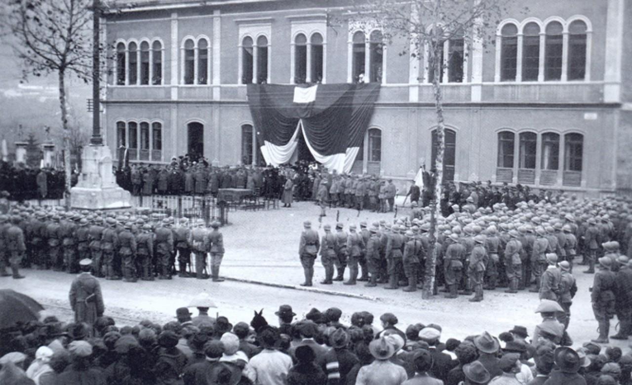 LA NOTTE DEI MUSEI - Commemorazione del centenario della Grande Guerra