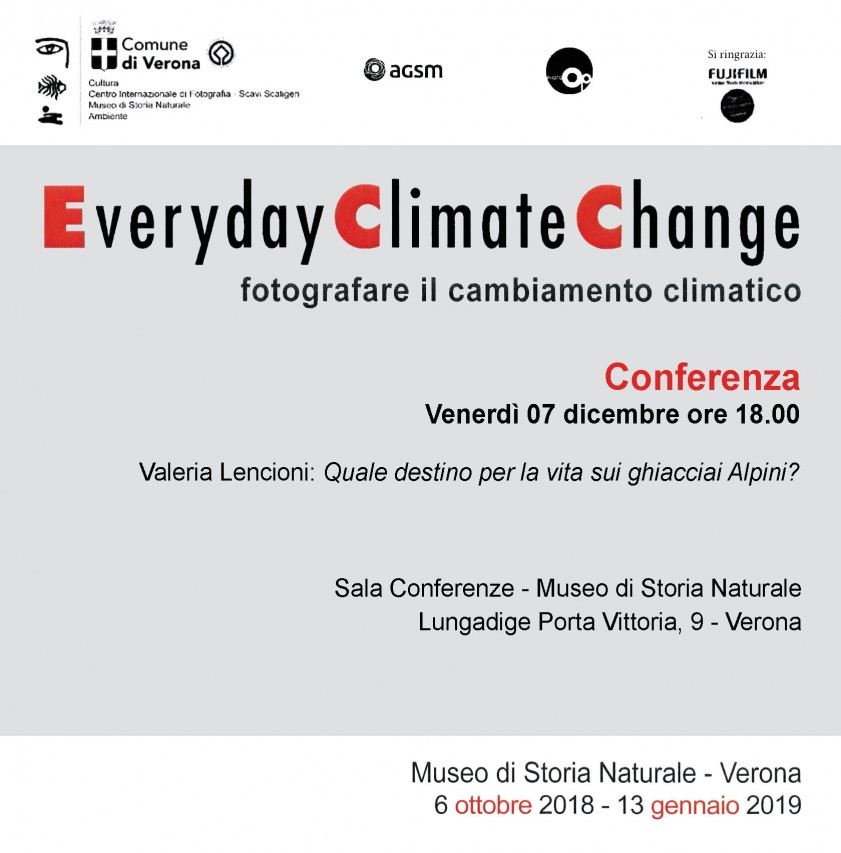 Conferenza Everyday Climate Change