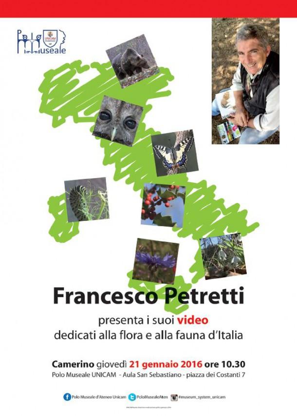 I Video di Francesco PETRETTI a Camerino