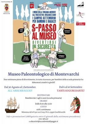 CAMPI SETTEMBRINI S-PASSO AL MUSEO