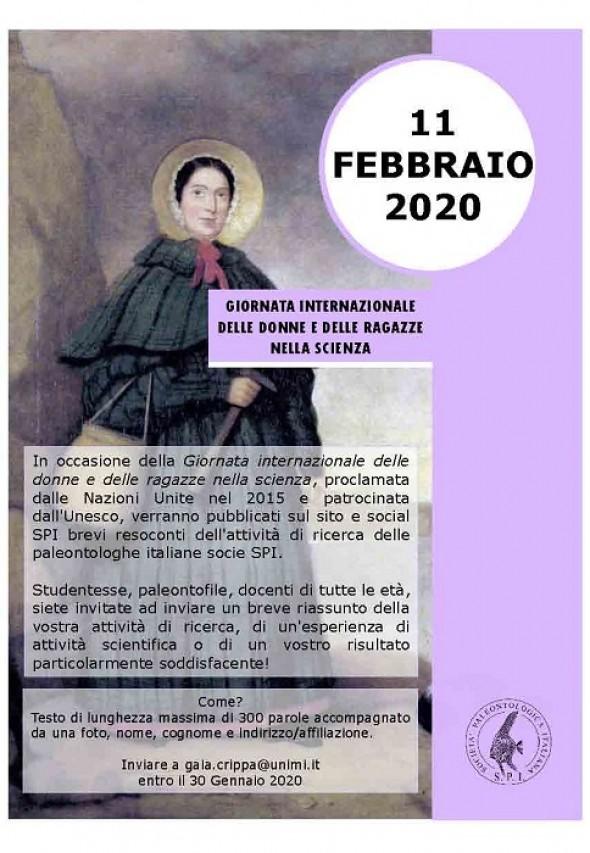 Giornata internazionale delle donne e delle ragazze nella scienza