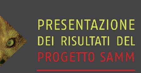 Presentazione dei risultati del Progetto SAMM