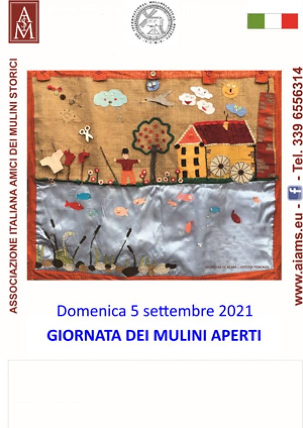 """""""Mulini aperti"""": in Trentino 34 opifici visitabili il 5 settembre"""