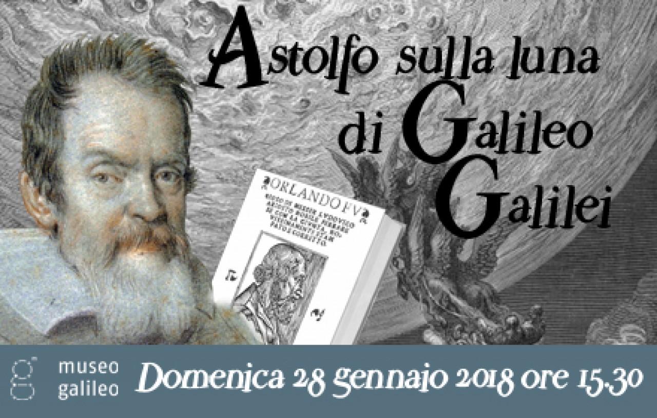 Astolfo sulla Luna di Galileo Galilei
